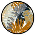 Quadro CIRCLE OF LEAVES GT6152 PINTDECOR