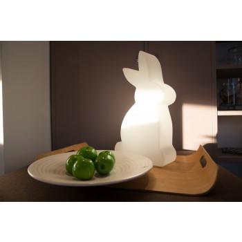 Lapin lumineux 50 cm 32478 Design 8 saisons